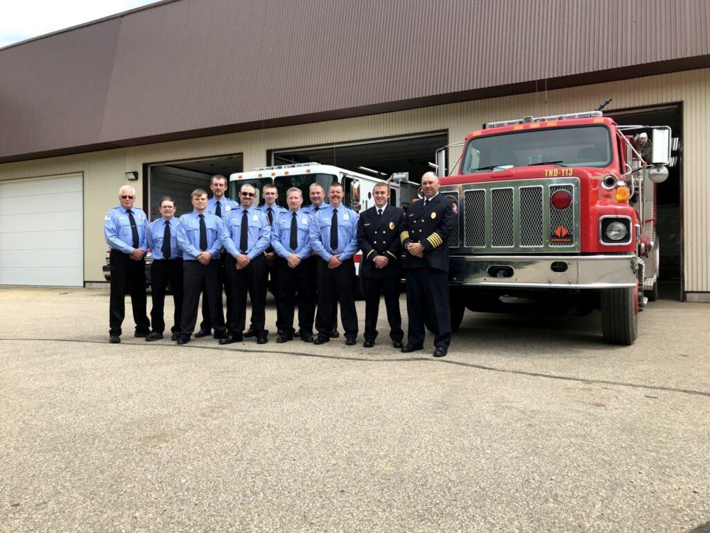 Town of Belle Plaine Fire Department